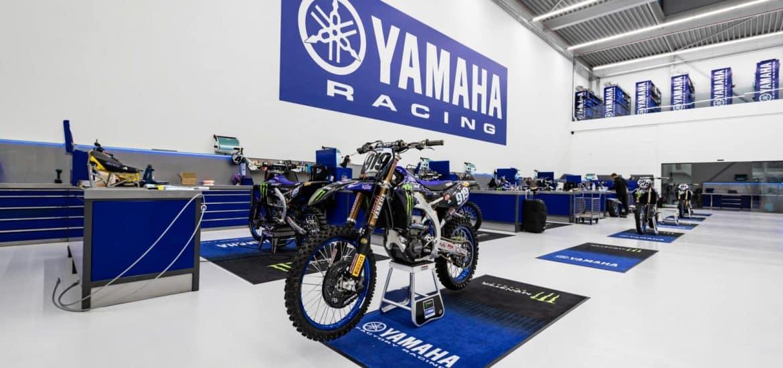 Yamaha MXGP-fabrieksteam