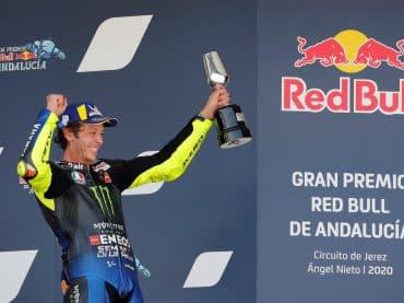 Valentino Rossi vs. MotoGP-startlijst in geboortedatums
