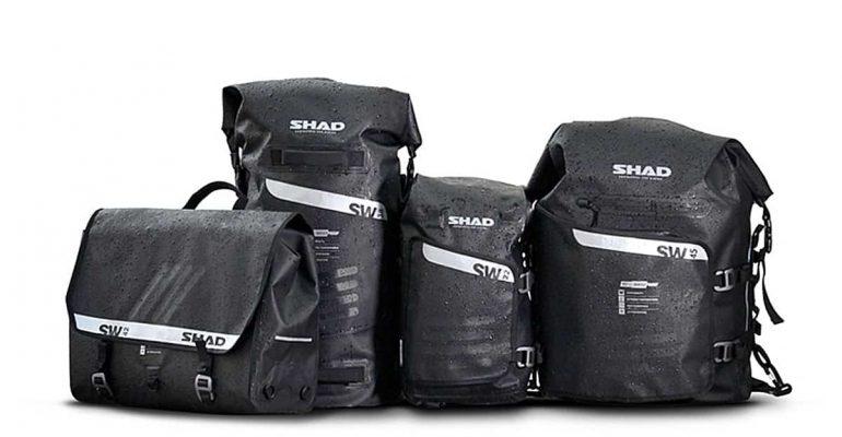 SHAD SW Collectie: Waterdichte softbags