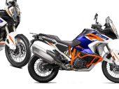 2021 KTM 1290 Super Adventure R off-road variant van de S