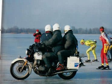 Terug naar toen – 1996: Motor op het ijs