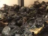 Nieuwe beelden onthullen impact brand motormuseum Timmelsjoch