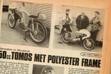 Terug naar toen – 1971: Polyester frame