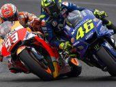 Rossi en Márquez: twee wegen leiden naar Sepang