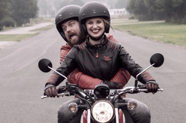 Ontwerpwedstrijd Rusty Stitches: De perfecte vrouwelijke motorjas