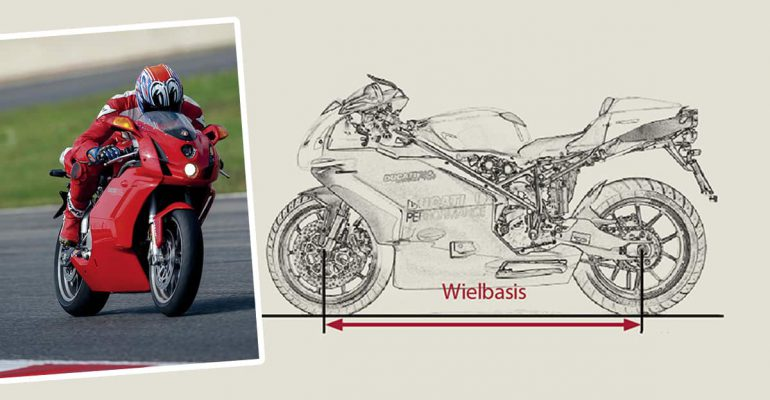 Techniek: De voertuigdynamiek van een motorfiets