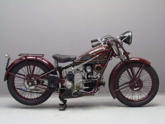 Moto Guzzi Sport 15 1931