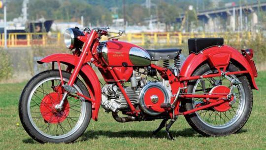 Moto Guzzi Falcone 1950