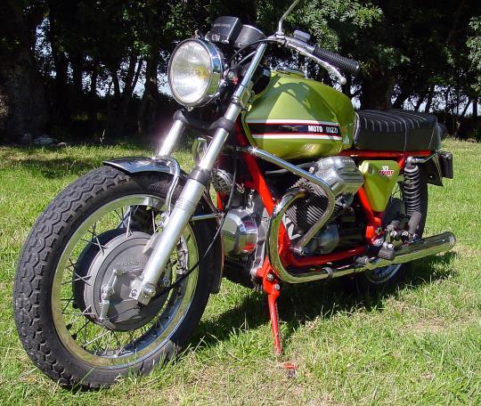 Moto Guzzi V7 Sport 1971