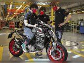 2021 Ducati Monster in productie, offroad Scrambler in aantocht
