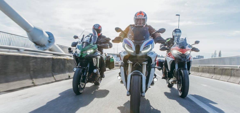 BMW S 1000 XR vs. Ducati Multistrada V4S vs. Kawasaki Versys 1000 SE