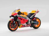 MotoGP-motoren: Honda RC213V 2021