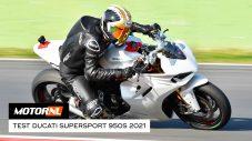 Ducati SuperSport 950S 2021 – test