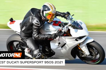 Ducati SuperSport 950S 2021 – test