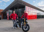 Goedhart Motoren breidt uit en lanceert Pop-Up motorkleding outlet