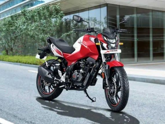 Hero viert 100 miljoenste verkoop met speciale Xtreme 160R