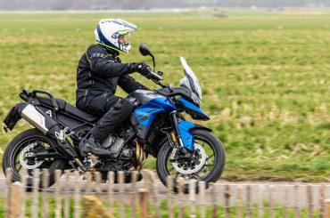 Eerste test 2021 Triumph Tiger 850 Sport