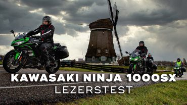 Kawasaki Ninja 1000SX – Lezerstest 2021