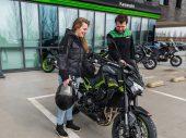 Kawasaki en MotoShare lanceren Kawasaki Rent