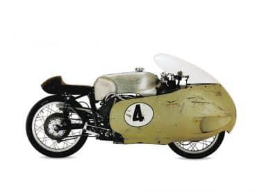 100 jaar Moto Guzzi: de racemotoren