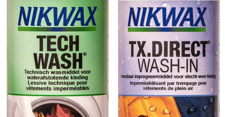 Nikwax: je verzekering voor waterdichte kleding