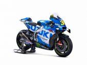 MotoGP-motoren: 2021 Suzuki GSX-RR in detail