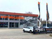 MotorkledingStore Capelle is officieel open!
