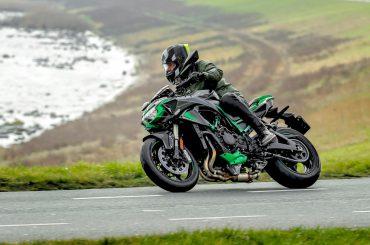 Eerste test 2021 Kawasaki Z H2 Special Edition
