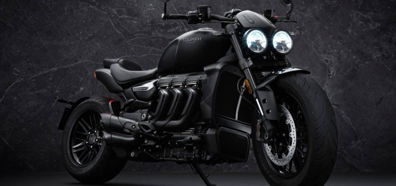 2021 Triumph Rocket 3R Black