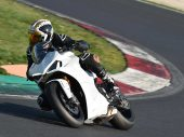 Eerste test 2021 Ducati SuperSport 950S