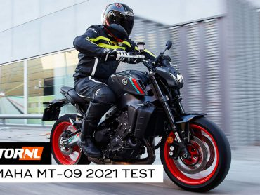 Yamaha MT-09 2021 – test