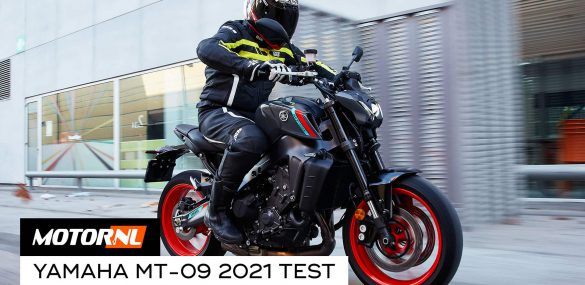 Yamaha MT-09 2021 – test