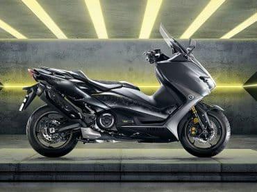 Yamaha viert 20e verjaardag TMAX met gelimiteerde oplage
