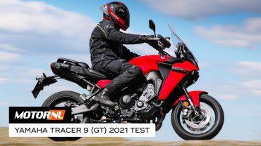 Yamaha Tracer 9 (GT) 2021 – test