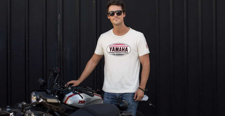 Nieuwe vrijetijds- en rijkleding van Yamaha