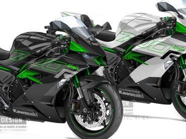 Kawasaki Ninja 700R, een nieuwe anti-RS660 supersport