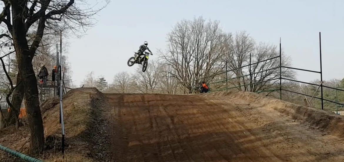 Trainen met Jeffrey Herlings