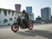 Eerste test 2021 Yamaha MT-09