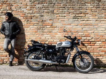 2021 Benelli Imperiale 400: zelfde inhoud, nieuwe look