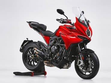 Vernieuwde 2021 MV Agusta Turismo Veloce