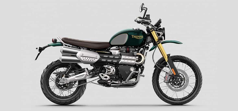 2021 Triumph Scrambler 1200