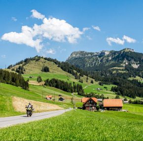 Toerisme: Zigzag door Emmental, Zwitserland