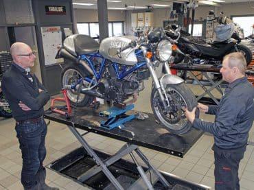 Ducati SportClassic 1000 – Marathonmotor