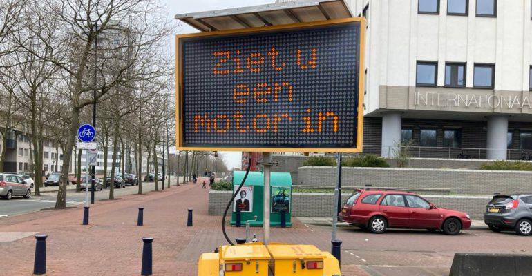 Politie Amsterdam waarschuwt voor diefstal motoren