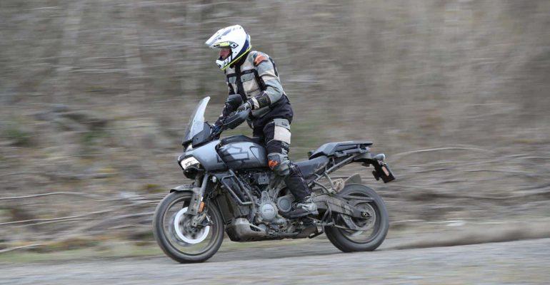 Eerste test 2021 Harley-Davidson Pan America Special