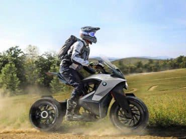 Zie deze radicale BMW Adventure Concept eens!