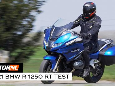 BMW R 1250 RT 2021 – test