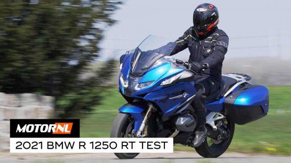 BMW R 1250 RT 2021 – test