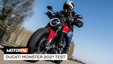 Ducati Monster 2021 – test