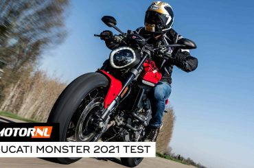 Ducati Monster 2021 – test